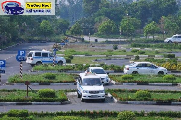 Địa chỉ học bằng lái xe ô tô ở Huyện Bình Chánhuy tín