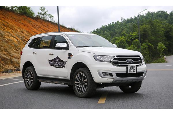 Đánh giá Ford Everest 2019 chi tiết nhất