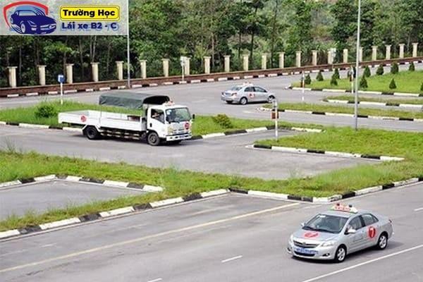 Địa chỉ học bằng lái xe ô tô ở Ba Đìnhuy tín