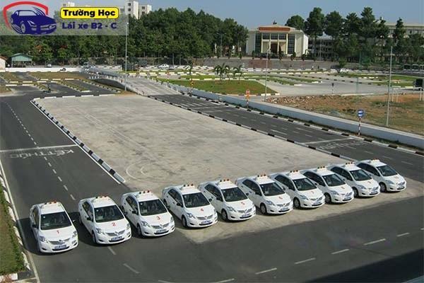 Địa chỉ học bằng lái xe ô tô ở Quy Nhơn cam kết đậu 99%