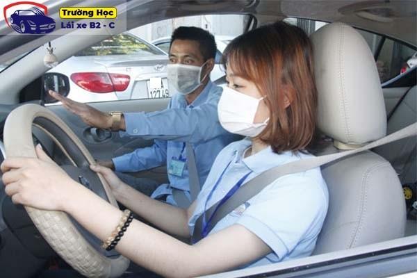 Địa chỉ học bằng lái xe ô tô ở Rạch Giá bao đậu siêu tiết kiệm