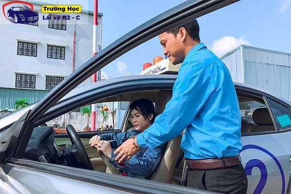 Địa chỉ học bằng lái xe ô tô ở Phú Xuyên uy tín