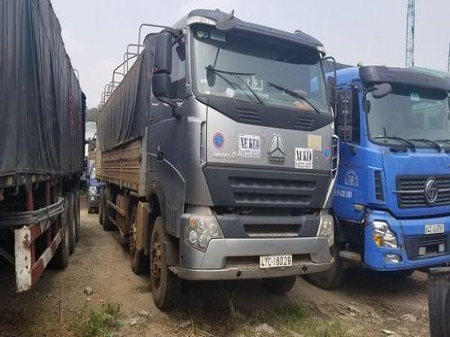 Quy định về niên hạn sử dụng xe tải tại Việt Nam
