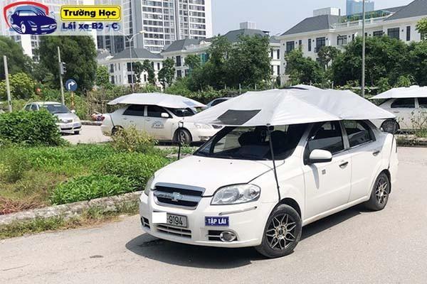 Địa chỉ học bằng lái xe ô tô ở Quận Tân Phúuy tín