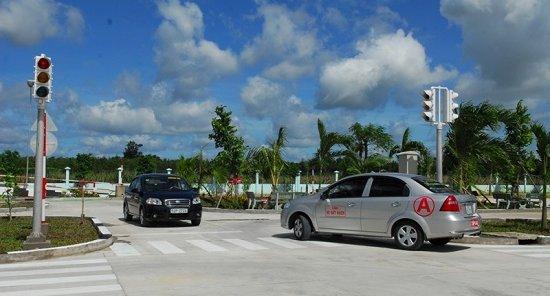 Trung tâm học bằng lái xe ô tô B2 tại Kon Tum