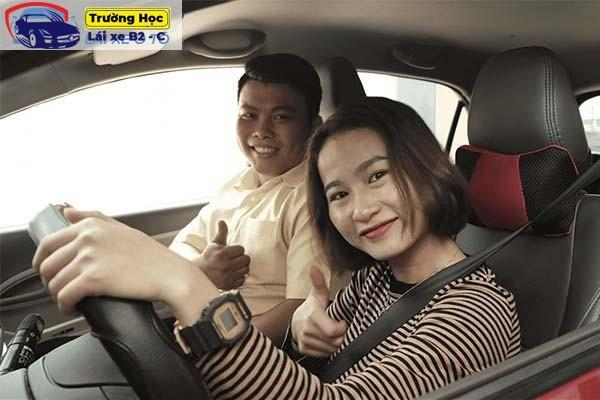 Địa chỉ học bằng lái xe ô tô ở Quận Tân Bình uy tín