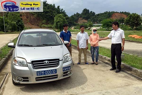 Địa chỉ học bằng lái xe ô tô ở Huyện Hòa Vang uy tín và chất lượng