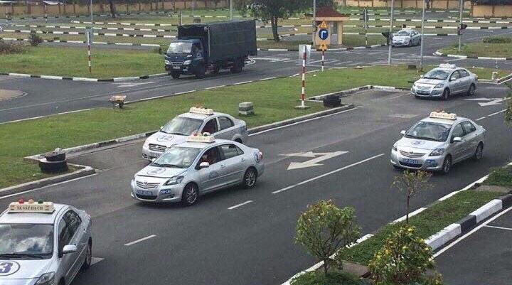 Trung tâm học bằng lái xe ô tô B2 ở Gia Lai