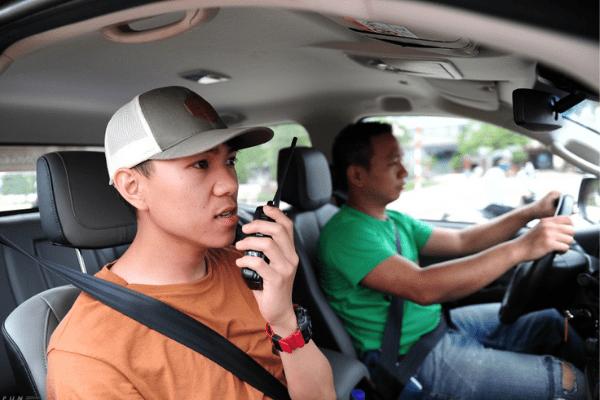Kinh nghiệm lái xe con an toàn bạn cần biết