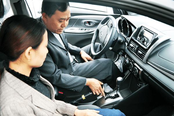 Học lái xe ngoài giờ- Bổ túc tay lái ở đâu uy tín