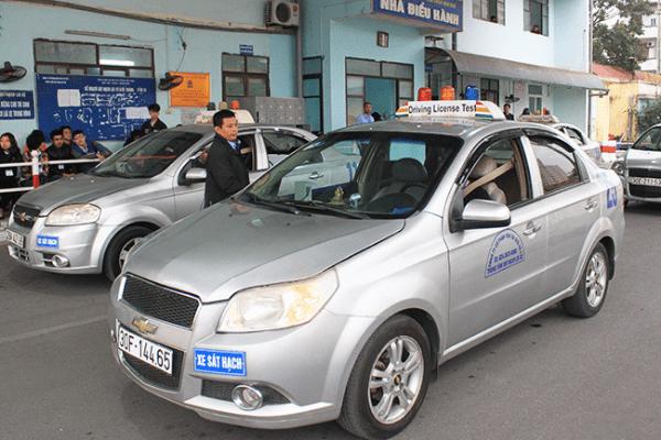 Địa chỉ học bằng lái xe ô tô ở Quận Phú Nhuậnuy tín
