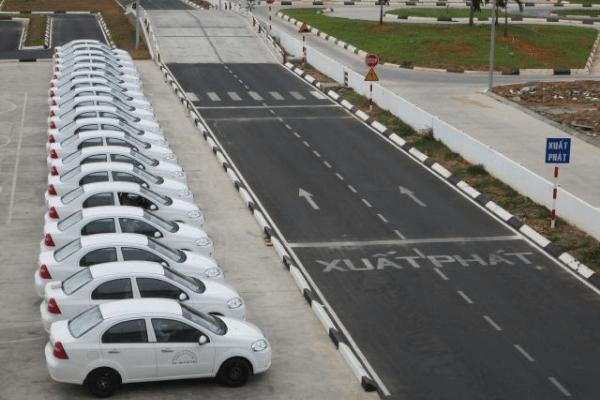 Địa chỉ học bằng lái xe ô tô ở đan phượng uy tín