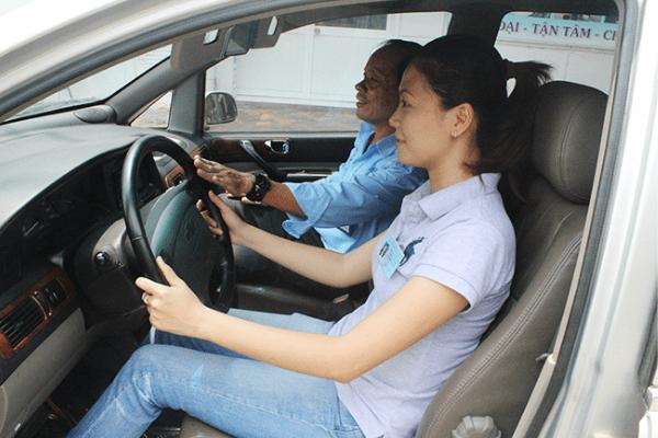 Địa chỉ học bằng lái xe ô tô ở đông anh uy tín
