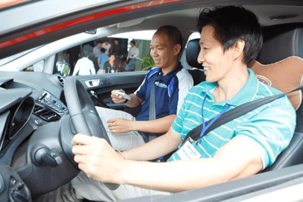 Địa chỉ học bằng lái xe ô tô ở Gia Lâm uy tín, giá rẻ