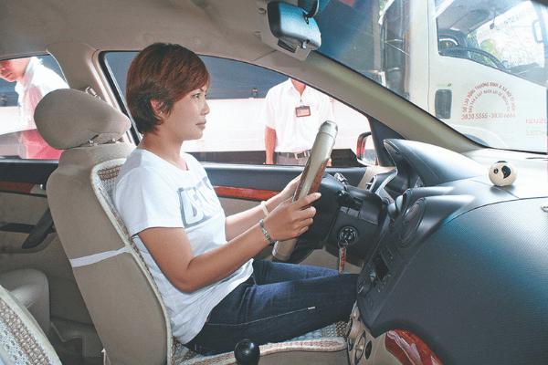 Địa chỉ học bằng lái xe ô tô ở Mê Linhcấp tốc