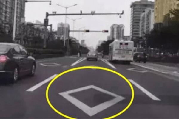 những vạch kẻ đường mà bạn nên biết khi tham gia giao thông