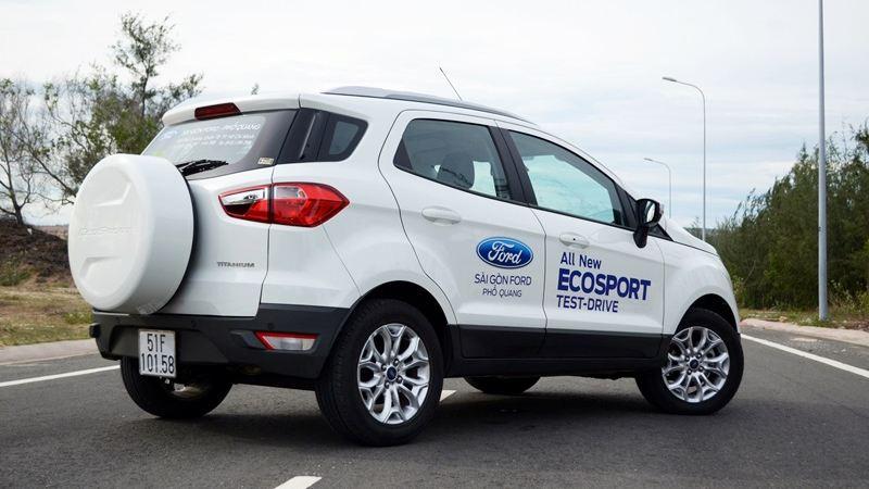 Lời khuyên có nên mua xe ecosport 2015 hay không