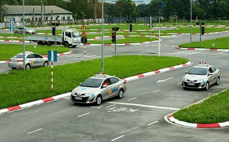 Quy trình thi bằng lái xe B2 mới nhất năm 2021