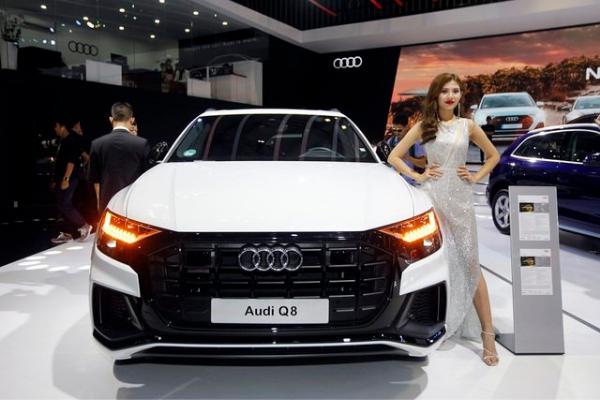 Thông tin chiếc Audi Q8 giá bao nhiêu ?