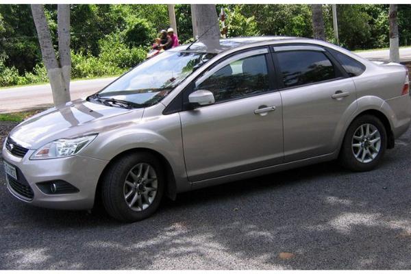 Đánh giá Ford Focus 2009 chi tiết nhất