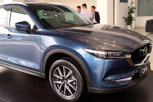 Đánh giá Mazda CX-5 2019 chi tiết nhất