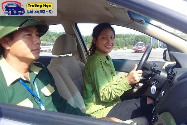 Hỗ trợ bộ đội xuất ngũ miễn phí 100% học bằng lái xe