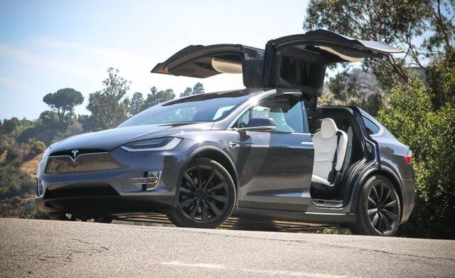 Giới thiệu thông số của mẫu Tesla Model X