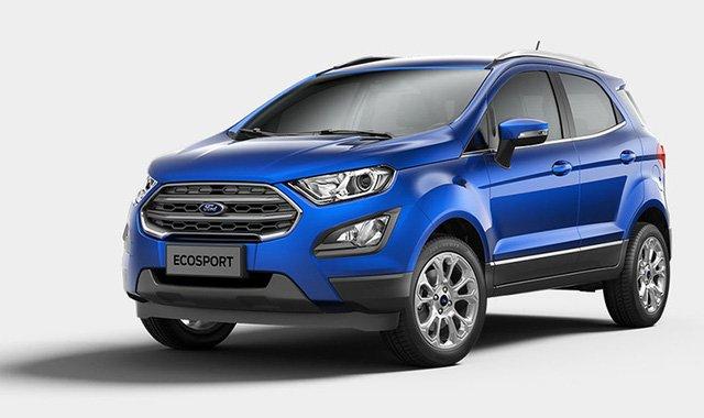 Có nên mua Ford EcoSport 2018 hay không ?