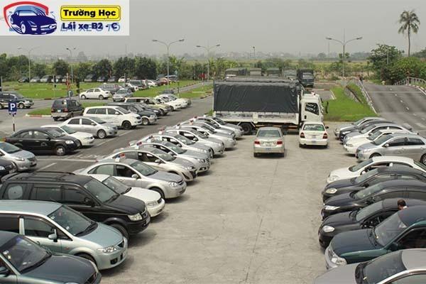 Địa chỉ học bằng lái xe ô tô ở Thanh Xuân uy tín