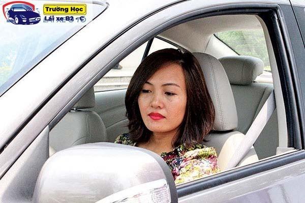 Địa chỉ học bằng lái xe ô tô ở hai bà trưng cấp tốc