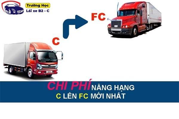 Điều kiện để nâng bằng C lên FC là gì ?