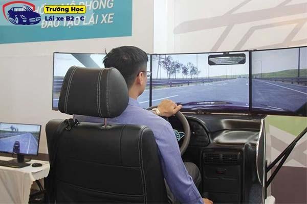 Quy trình thi bằng lái xe hạng c mới nhất năm 2021