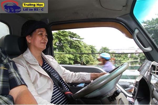 Địa chỉ học bằng lái xe ô tô ở Phúc Thọ uy tín
