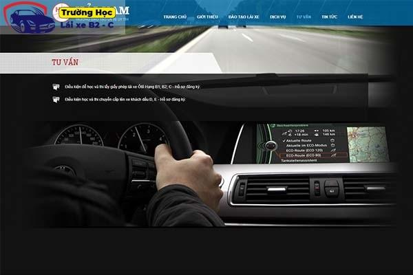 TOP 9 trung tâm đào tạo lái xe uy tín ở TP. HCM 2021