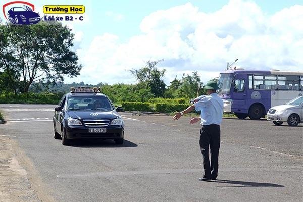 Địa chỉ học bằng lái xe ô tô ở Mỹ Đức uy tín