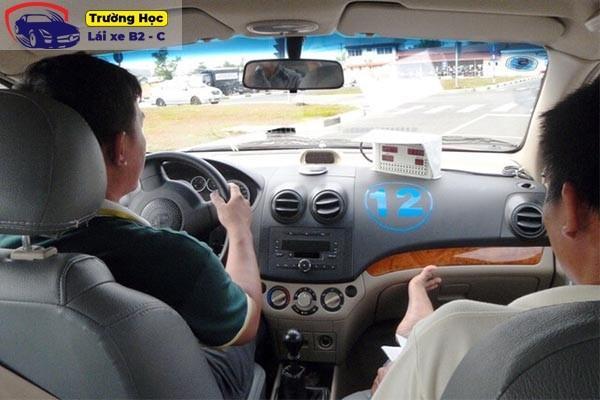 Bằng lái xe hạng C lái được xe nào?