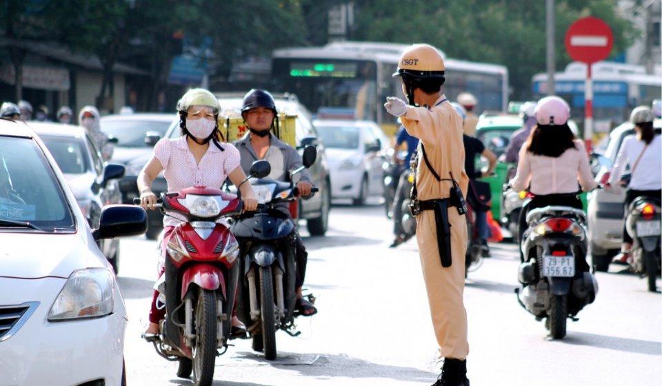 Tổng hợp các lỗi vi phạm giao thông thường gặp và mức xử phạt